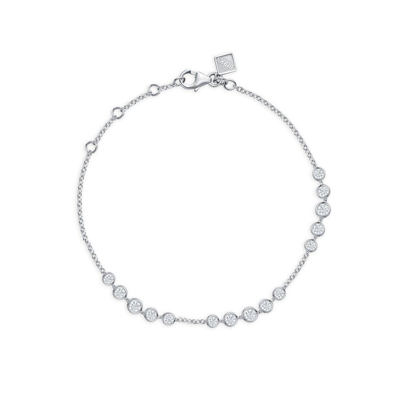 BIRKS SPLASH- Diamond Line Bracelet