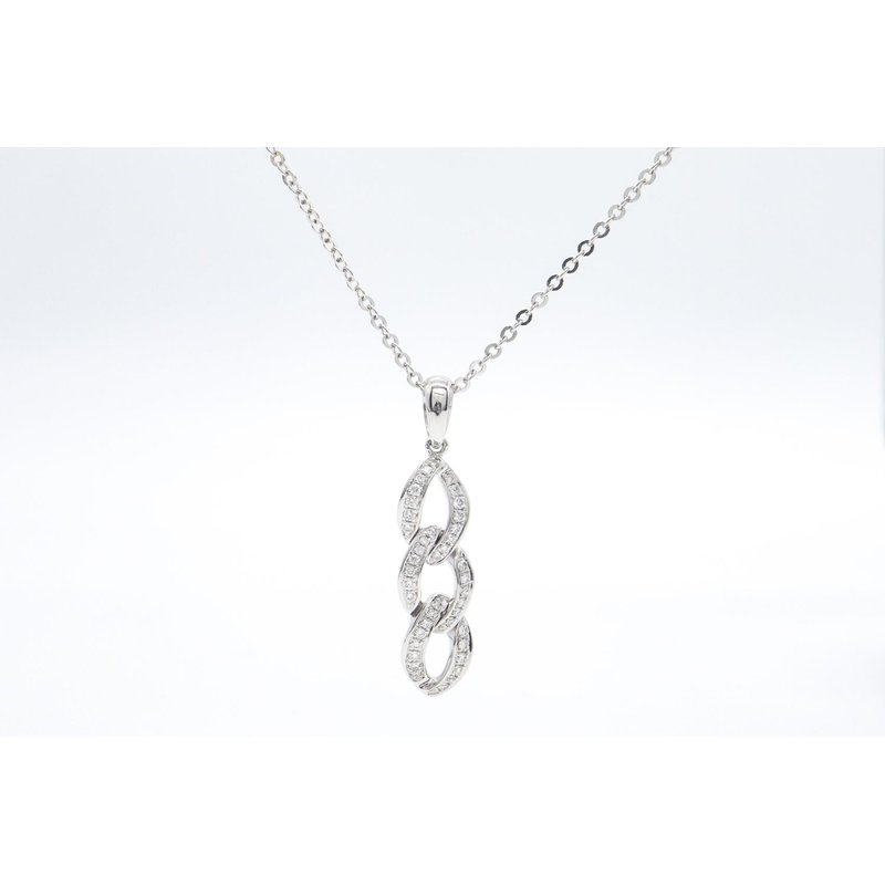 Richardson Signature Chain Link Pendant