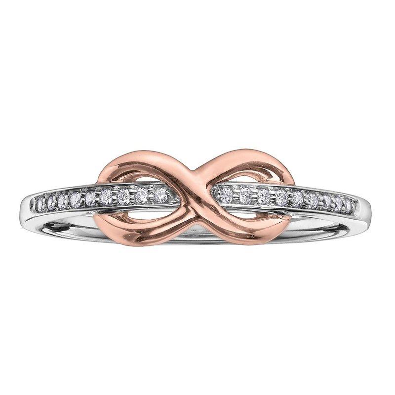 Diamond Days Infinity Diamond Ring