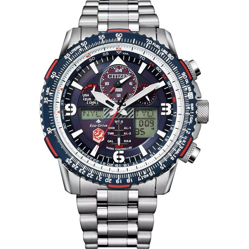 Citizen Men's Eco-Drive Watch- Promaster Skyhawk