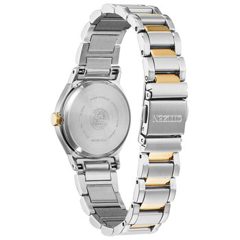 Ladies Eco-Drive Watch- Axiom