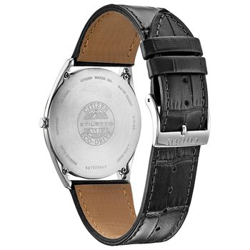 Men's Eco-Drive Watch- Stiletto