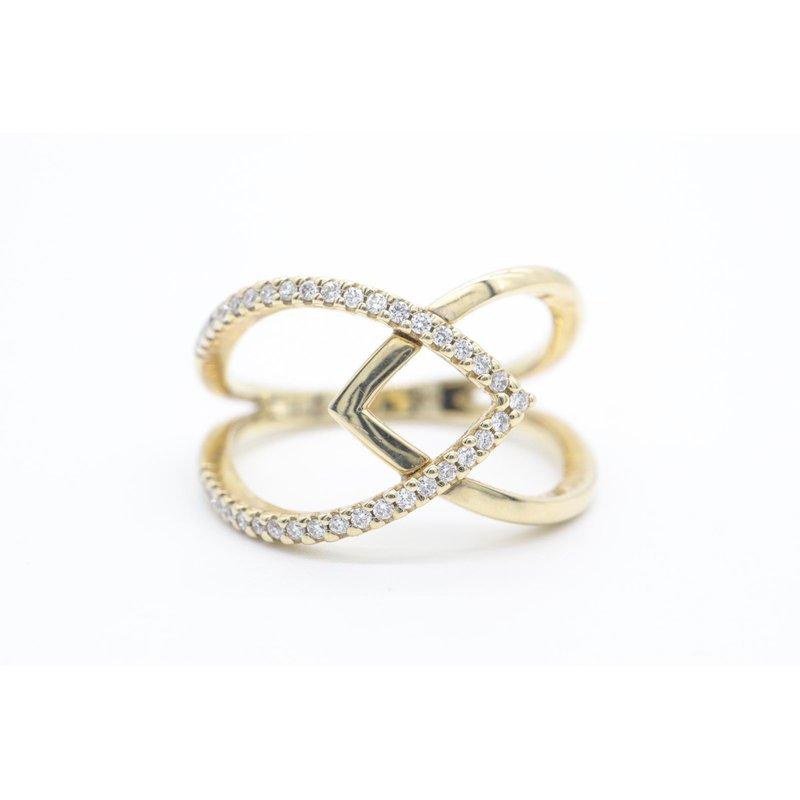 Richardson Signature Wide Open-Design Ring