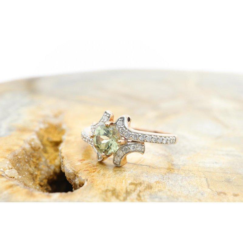 Diamond Days Csarite & Diamond Ring
