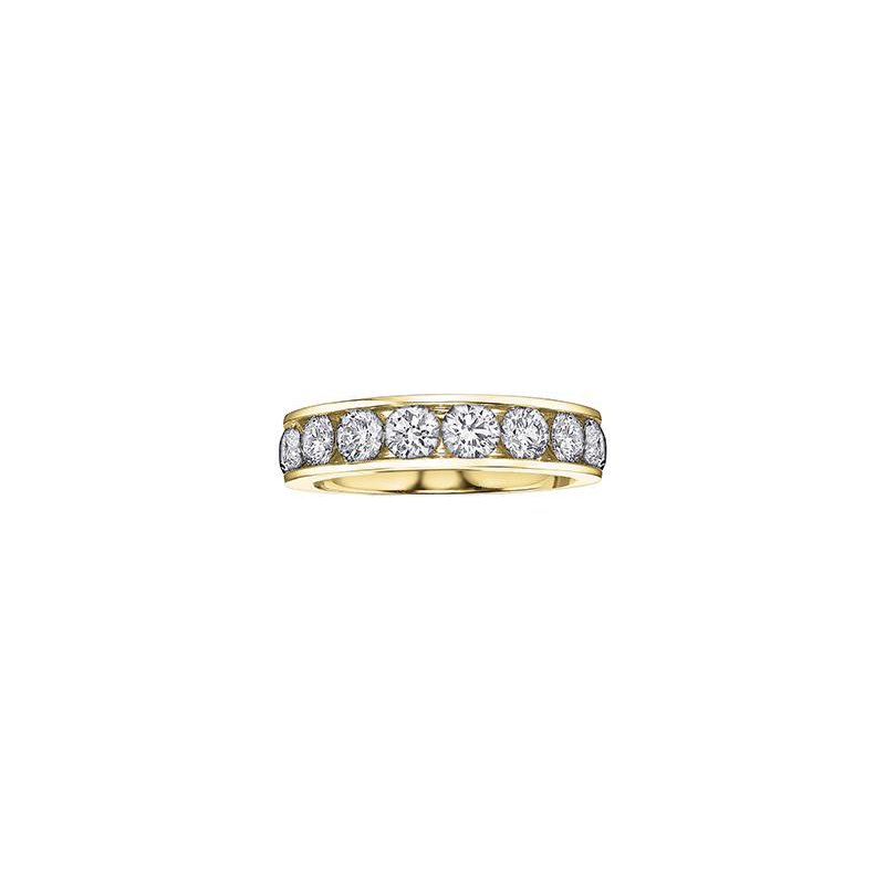 Maple Leaf Diamonds 0.50CTW Diamond Band