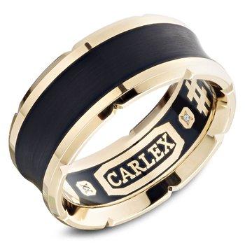Carlex G4- Men's Wedding Band CX4-0013Y