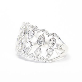 Diamond Anniversary Ring