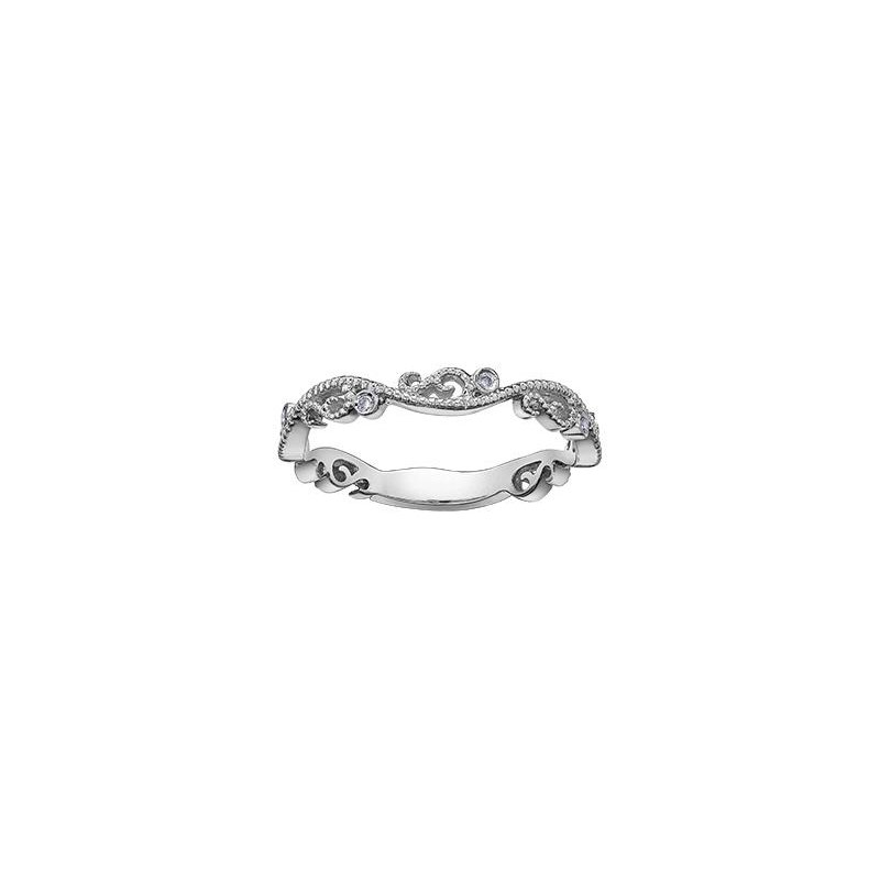 Diamond Days Diamond Stacking Ring