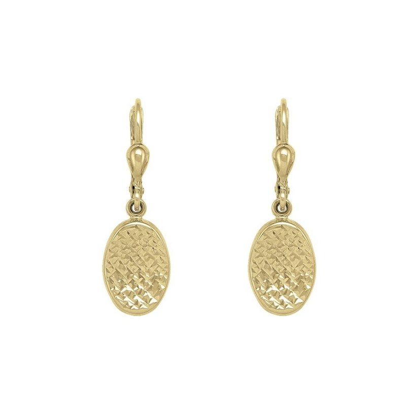Richardson Signature Yellow Gold drop Dangle
