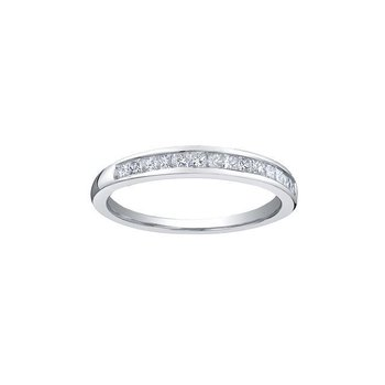 0.35CTW Diamond Wedding Band