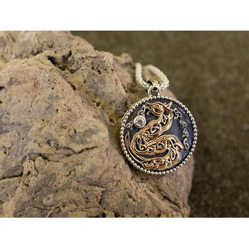 Dragon Pendant Small