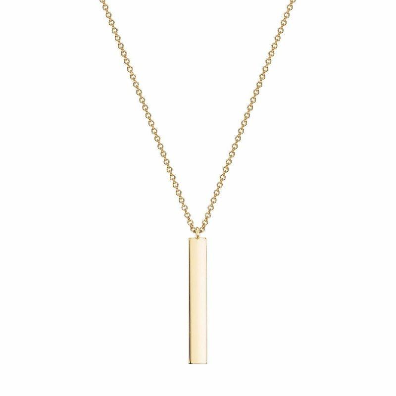 BIRKS Vertical Bar Necklace