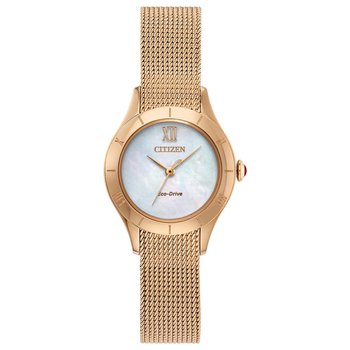 Ladies Eco-Drive Watch- Citizen L