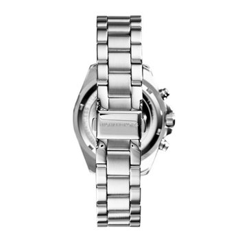 Bradshaw Chronograph Silver-Tone Watch