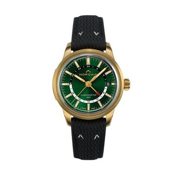 Freedom 60 GMT Limited Edition Manufacture Bronze Green