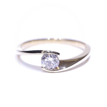 0.30CT Solitaire Ring
