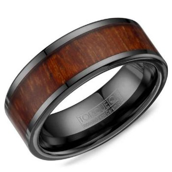 Ceramic Wood Pattern Band