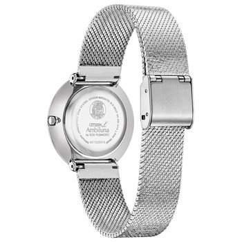 Ladies Eco-Drive Watch- L Ambiluna