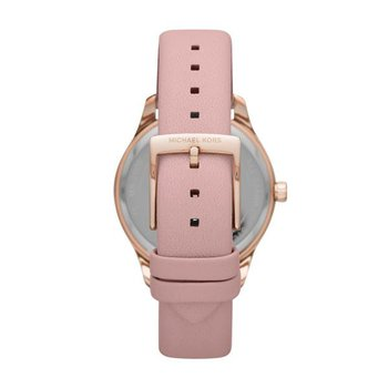 Layton Pink Leather Watch