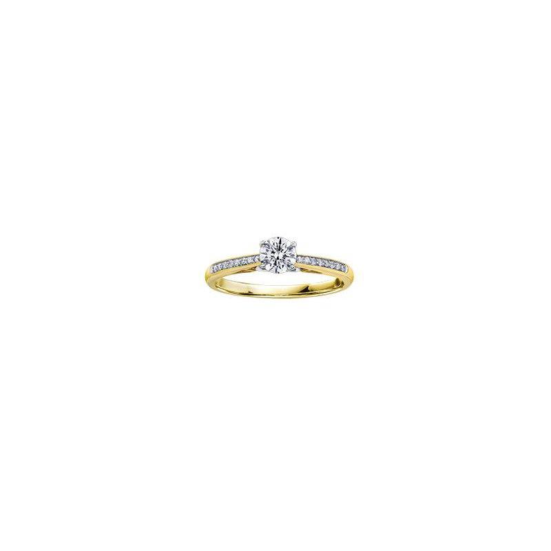 Diamond Days 0.50CTW Diamond Ring