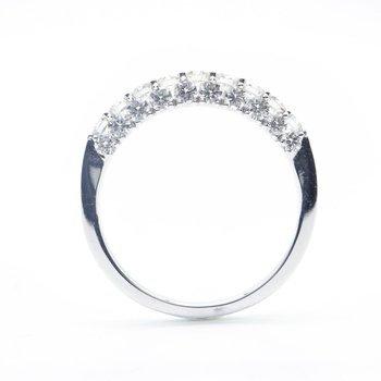 Seamless- 0.94CTW Diamond Ring