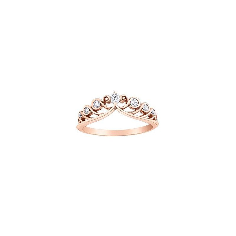 Diamond Days Diamond Tiara Ring