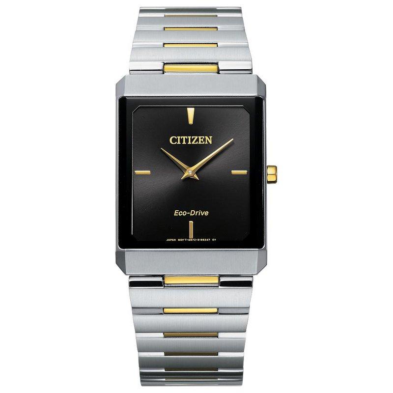 Citizen Men's Eco-Drive Watch- Stiletto