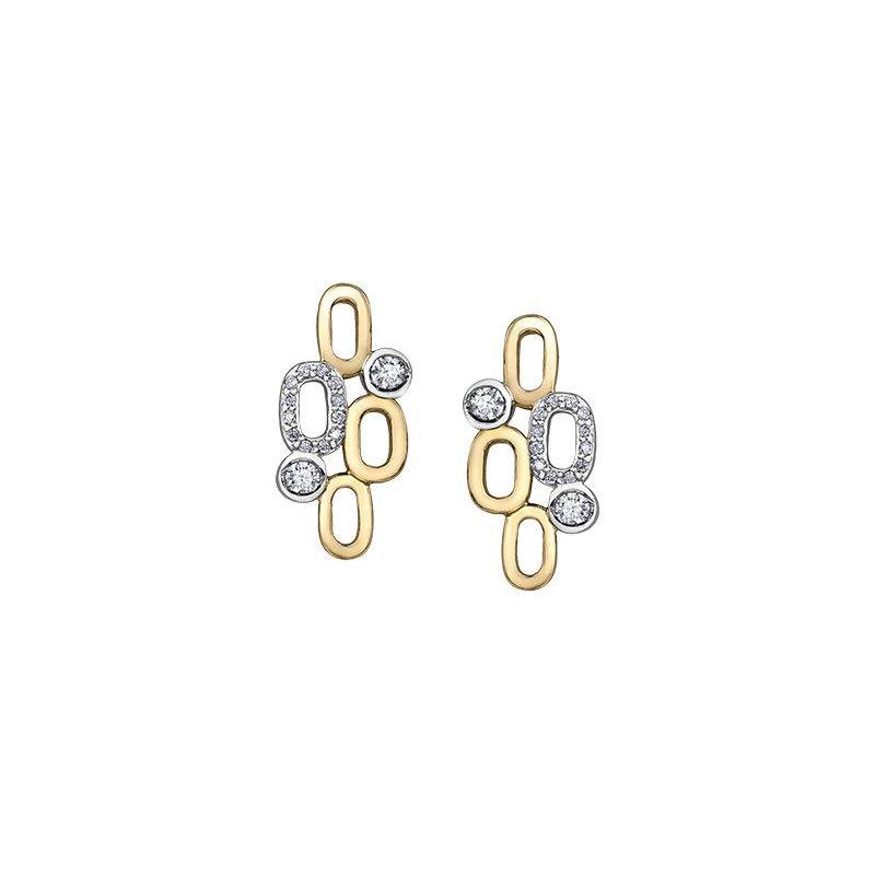 Diamond Days Diamon Earrings