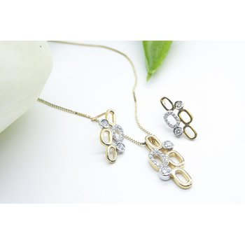 Diamon Earrings