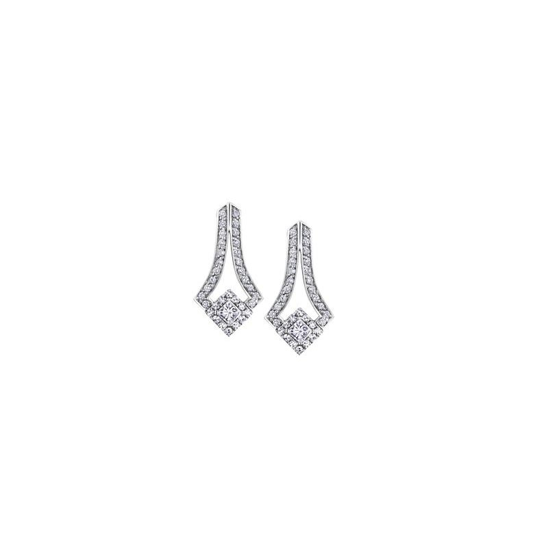 Diamond Days Diamond Earrings
