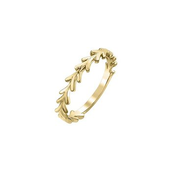 """Antler"" Stacking Ring"