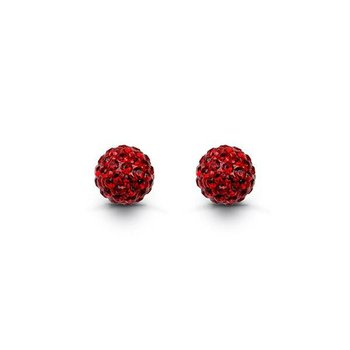 10K Firecracker Studs: Red