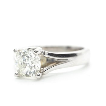 1.00CT Canadian Diamond Solitaire