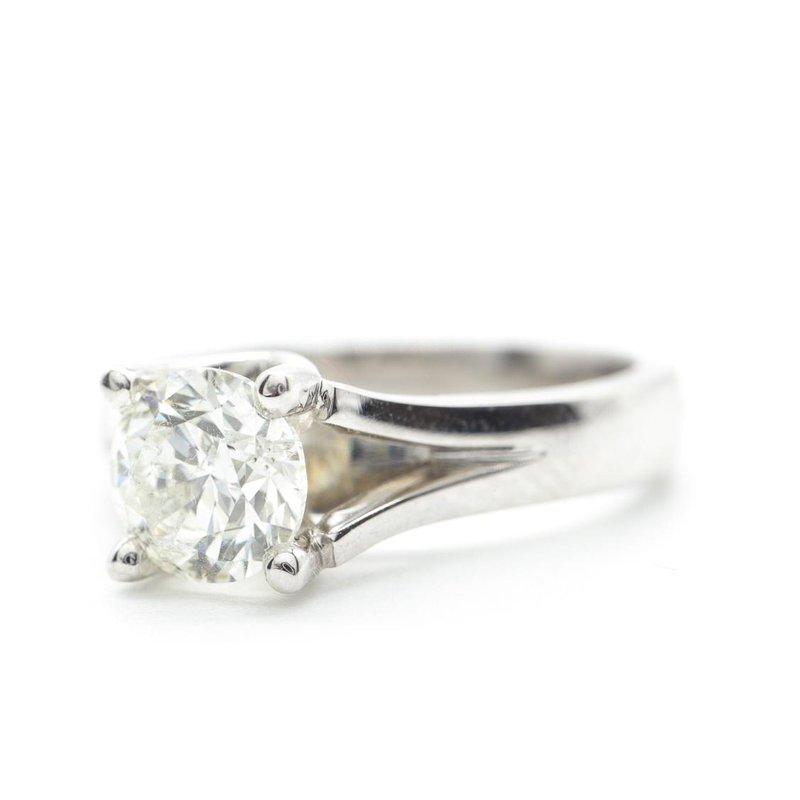 Richardson Signature 1.00CT Canadian Diamond Solitaire