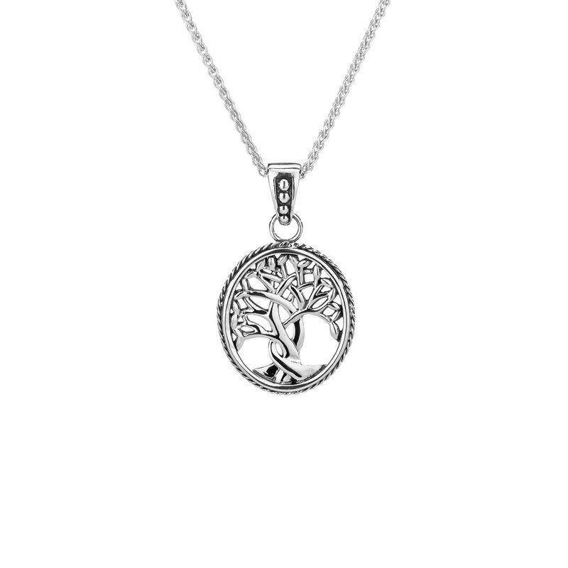 Keith Jack  Tree of Life Pendant Small
