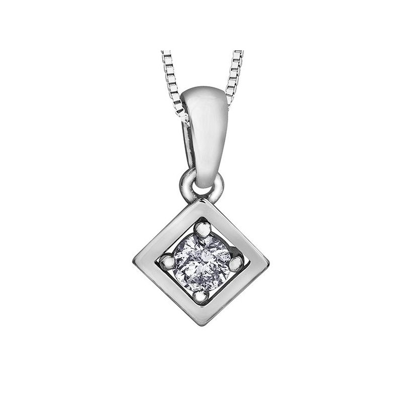 Forever Jewellery Solitaire Pendant