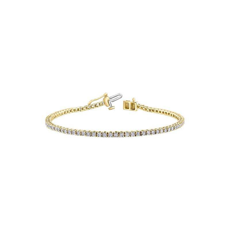 Diamond Days 2.00CTW Tennis Bracelet