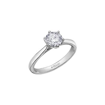 1.28CT Solitaire Ring