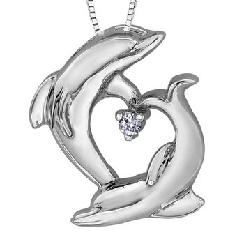 Dolphin Pendants