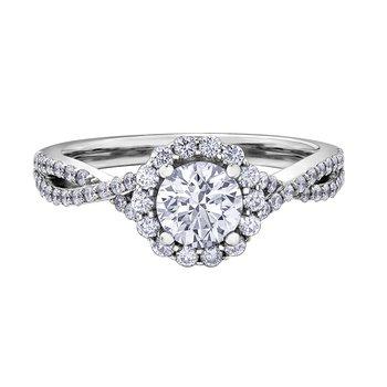 Love Letter's Engagement Ring