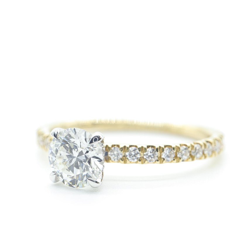 Maple Leaf Diamonds Classic Canadian Diamond Ring