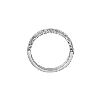 Diamond Stacking Ring