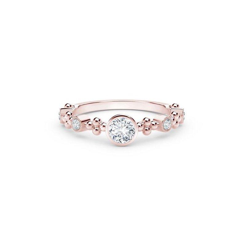 Forevermark The Forevermark Tribute™ Collection Feminine Diamond Ring