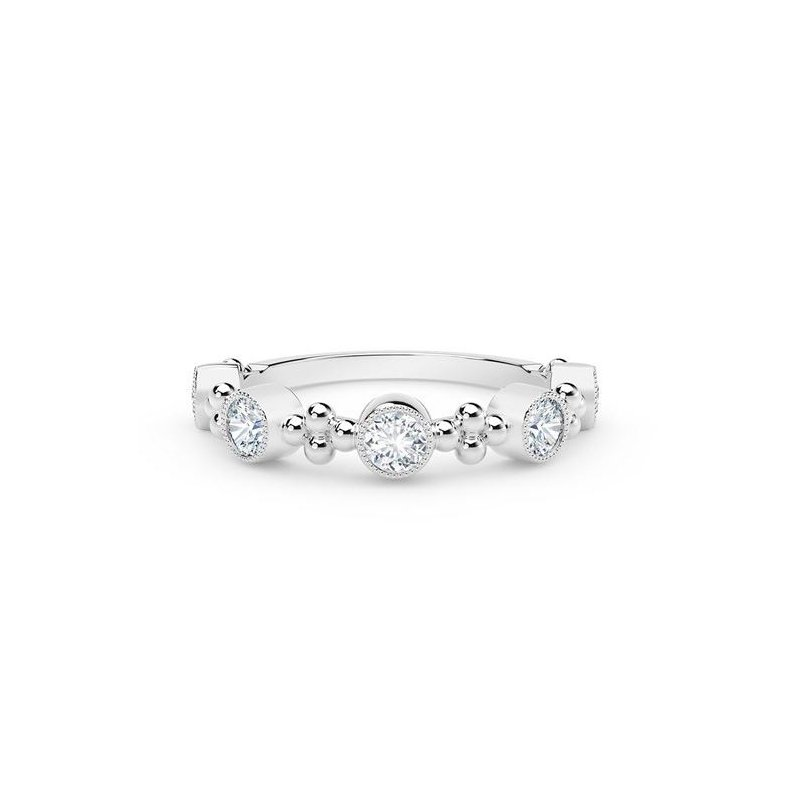Forevermark The Forevermark Tribute™ Collection Delicate Diamond Ring