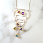 Michou Kaleidoscope Necklace