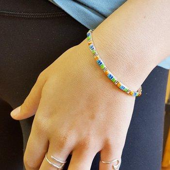 Tropics Wave Link Bracelet