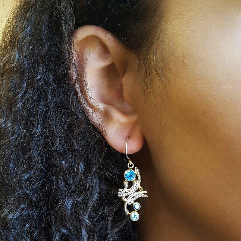 Michou Waterdance Earrings