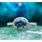 American Gem Collection™ East West Ring