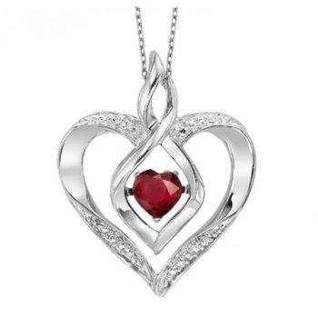 Jason Hiller Heart Pendant