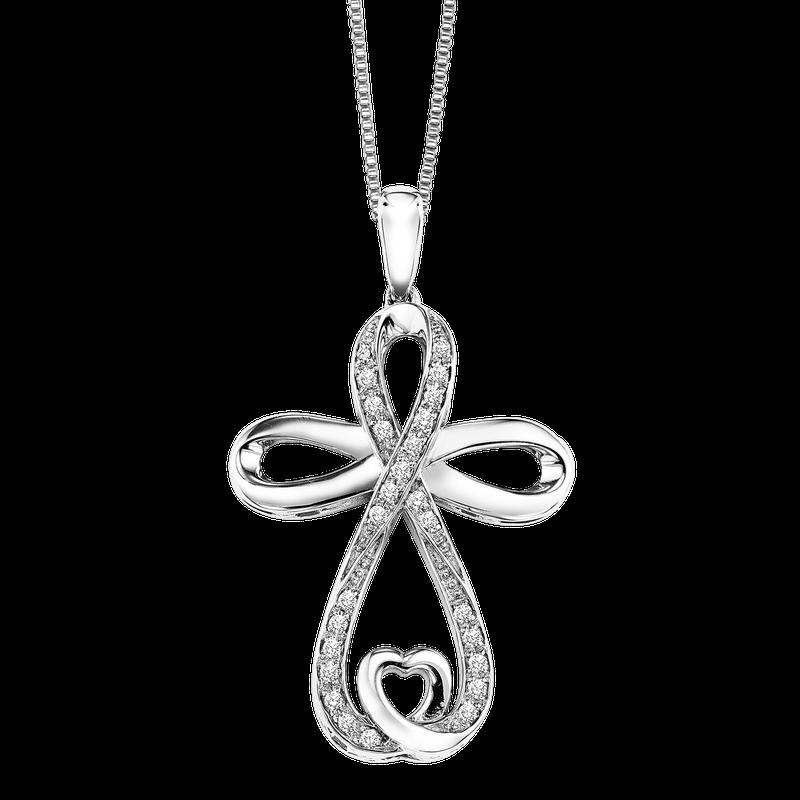 Sami Fine Jewelry Cross Necklace